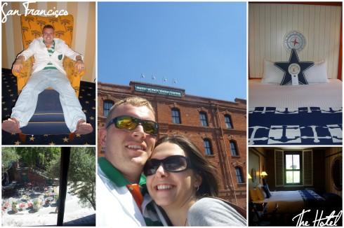 Day 1 - Hotel